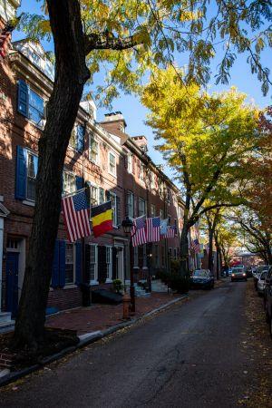 Philadelphia Society Hill