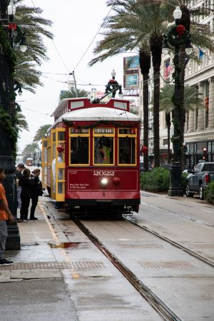 New Orleans Trams
